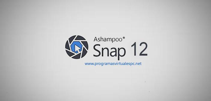 Descargar Ashampoo Snap 12 Full