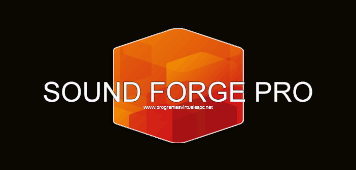 Descargar MAGIX SOUND FORGE Pro
