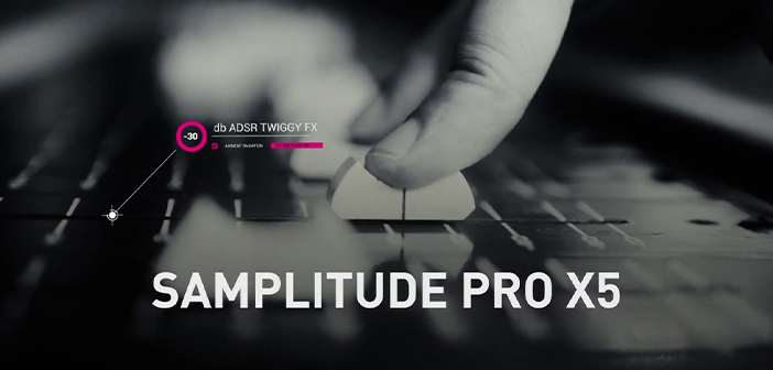 Descargar MAGIX Samplitude Pro X5 Suite Full 2020