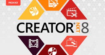 Descargar Roxio Creator NXT Pro Full