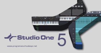 Descargar PreSonus Studio One Pro 5 Final 2020