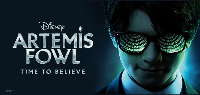 Descargar Artemis Fowl: El Mundo Subterráneo (2020) HD 1080p y 720p Latino Full