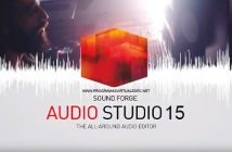 Descargar MAGIX Sound Forge Audio Studio Full