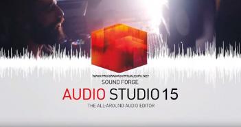 Descargar MAGIX Sound Forge Audio Studio Full