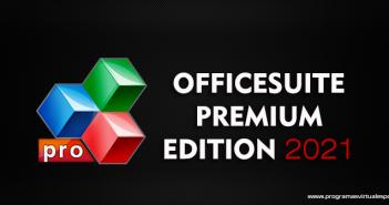 Descargar OfficeSuite Premium Edition Full