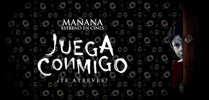 Descargar Juega Conmigo (2021) HD 720p y 1080p Latino Dual