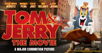 Descargar Tom y Jerry (2021) HD 1080p Audio Latino Dual