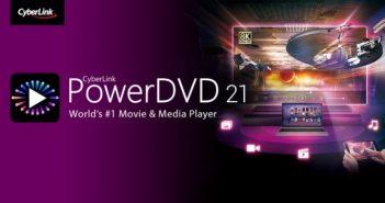 CyberLink PowerDVD Ultra Full Español 2021 full